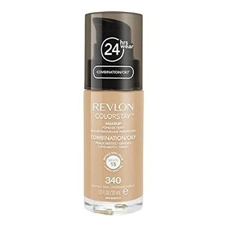 REVLON MAKEUP - REVLON COLORSTAY MAKE UP - 330 Natural Tan Fondotinta