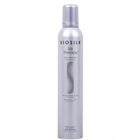BIOSILK - SILK THERAPY - SILK MOUSSE (360gr.) Mousse
