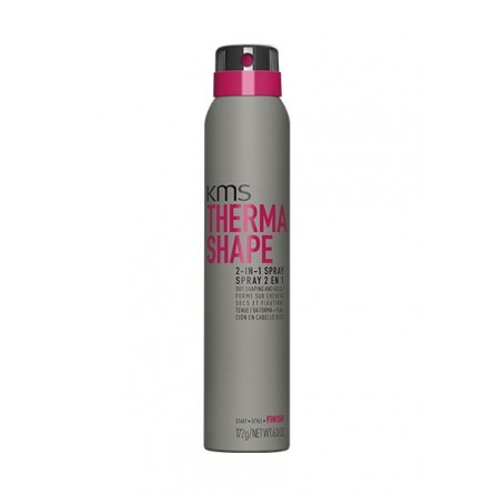KMS THERMA SHAPE - 2 IN 1 SPRAY (200ml) Spray modellante a caldo