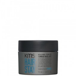 KMS CALIFORNIA - HAIRSTAY MOLDING POMADE (90ml) Pomata modellante