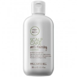 PAUL MITCHELL - TEATREE -  SCALP CARE ANTI-THINNING SHAMPOO (300ml)