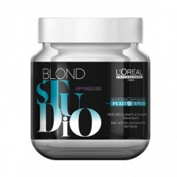 L'OREAL PROFESSIONNEL - BLOND STUDIO - PLATINUM PLUS PASTE (500ml) Pasta decolorante