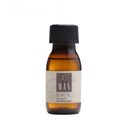 EMMEBI ITALIA - GATE MAN - BEARD OIL (50ml) Olio da Barba