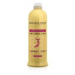 JEAN PAUL MINE' - KERATIN PLUS GOLD - Shampoo (500ml)