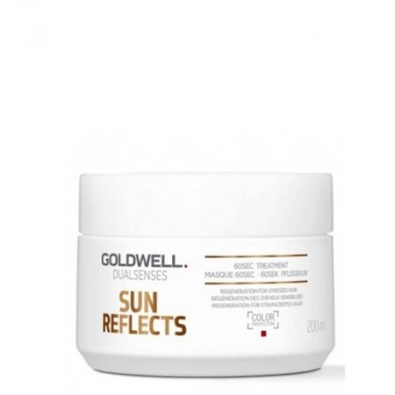 GOLDWELL - DUALSENSES - SUN REFLECTS - 60SEC TREATMENT (200ml) Maschera