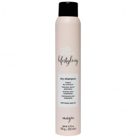 Z.ONE CONCEPT - MILK SHAKE - LIFESTYLING - DRY SHAMPOO (225ml) Secco Istantaneo