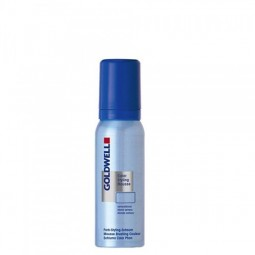 GOLDWELL - COLOR STYLING MOUSSE - 6N DARK BLONDE (75ml) Mousse