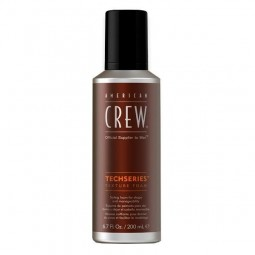 AMERICAN CREW - STYLE - TECHSERIES - TEXTURE FOAM (200ml)