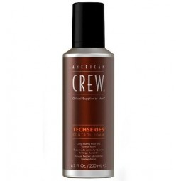 AMERICAN CREW - STYLE - TECHSERIES - CONTROL FOAM (200ml)