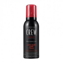 AMERICAN CREW - TRICHOLOGY - ANTI-HAIR LOSS FOAM Schiuma (150ml)