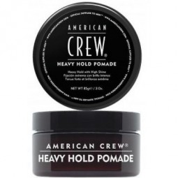 AMERICAN CREW - HEAVY HOLD POMADE (85g)