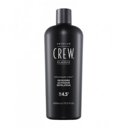 AMERICAN CREW - CLASSIC - DEVELOPER ACTIVADOR 15VOL. 4,5% (450ml)