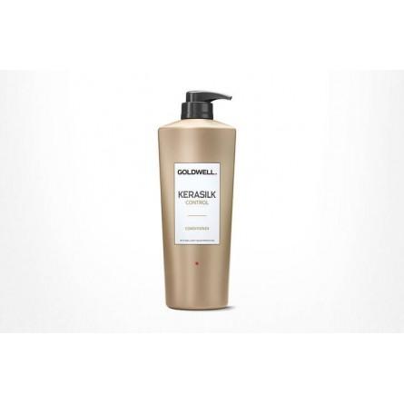 GOLDWELL - KERASILK CONTROL - Conditioner Soin Revitalisant (1000ml) Balsamo anticrespo