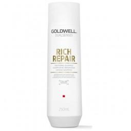 GOLDWELL - DUALSENSES - RICH REPAIR - RESTORING (250ml) shampoo,stiraggio / permanente