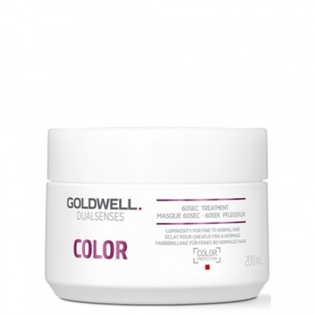 GOLDWELL - DUALSENSES - COLOR - 60sec TREATMENT (200ml) Trattamento Colore