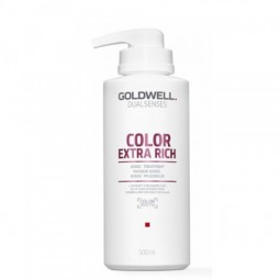 GOLDWELL - DUALSENSES - COLOR EXTRA RICH - 60sec Treatment (500ml) Trattamento per capelli spessi