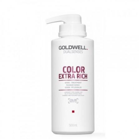 GOLDWELL - DUALSENSES - COLOR EXTRA RICH - 60sec Treatment (500ml) Trattamento per capelli spessi