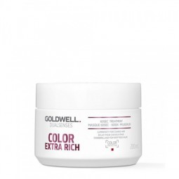 GOLDWELL - DUALSENSES - COLOR EXTRA RICH - 60sec Treatment (200ml) Trattamento Intensivo