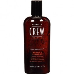 AMERICAN CREW - CLASSIC - FIRM HOLD STYLING GEL (250ml)