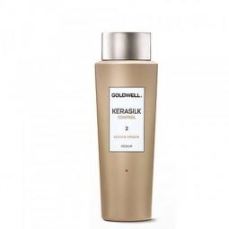 GOLDWELL - KERASILK CONTROL - KERATIN SMOOTH 2 MEDIUM (500ml) Trattamento alla cheratina