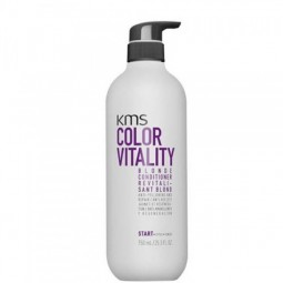 KMS CALIFORNIA - COLORVITALITY - BLONDE CONDITIONER (750ml)