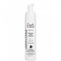 JOHN PAUL PET - CLEANSE - WATERLESS FOAM (250ml) Shampoo