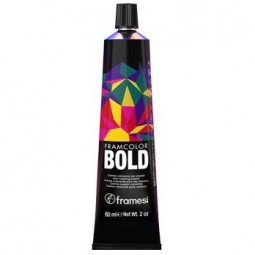 FRAMESI - FRAMCOLOR BOLD - Rosso - Crema colorante (60ml)