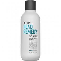 KMS CALIFORNIA - HEADREMEDY - DEEP CLEANSE (300ml) Shampoo