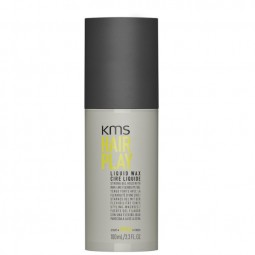 KMS CALIFORNIA - HAIRPLAY - LIQUID WAX (100ml) Cera liquida