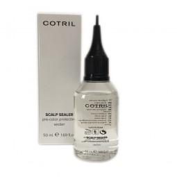 COTRIL - SALON TECH - SCALP SEALER - Pre-color protective sealer (50ml) Sigillante