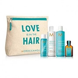 MOROCCANOIL - SUMMER KIT LOVE IS IN THE HAIR - REPAIR - Kit riparazione