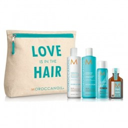 MOROCCANOIL - SUMMER KIT LOVE IS IN THE HAIR - HYDRATION