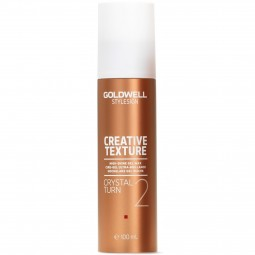 GOLDWELL - STYLESIGN - CREATIVE TEXTURE - CRYSTAL TURN 2 (100ml) Cera