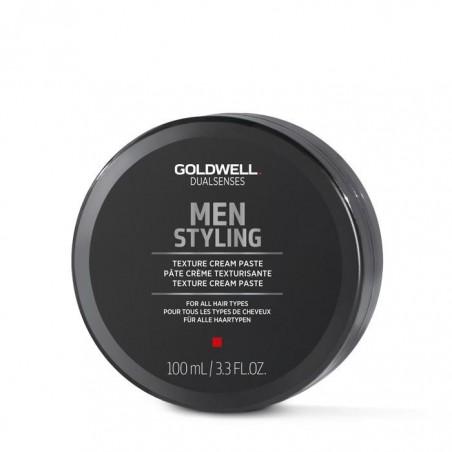 GOLDWELL - FOR MEN TEXTURE CREAM PASTE (100ml) - Pasta modellante