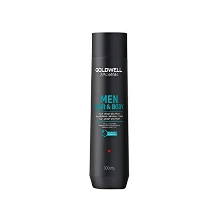 GOLDWELL - DUALSENSES MEN (300ml) Shampoo,Cura del Corpo