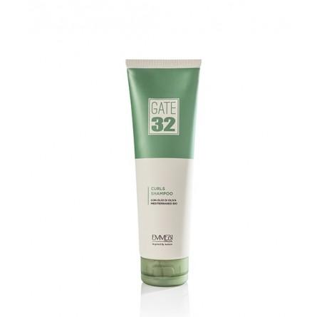 Emmebi Italia Gate Wash 32 Curls 250ml Shampoo