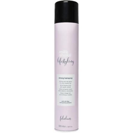 Z.ONE CONCEPT - MILK SHAKE - LIFESTYLING - STRONG HAIRSPRAY (500ml) Lacca