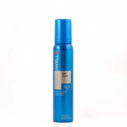 GOLDWELL - SOFT COLOR - SCHIUMA COLORANTE RAPIDA - REF Refresher for highlights (125ml) Schiuma Colorante