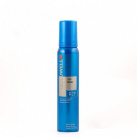 GOLDWELL - SOFT COLOR - SCHIUMA COLORANTE RAPIDA - REF Refresher for highlights (125ml) Schiuma Illuminante mechès