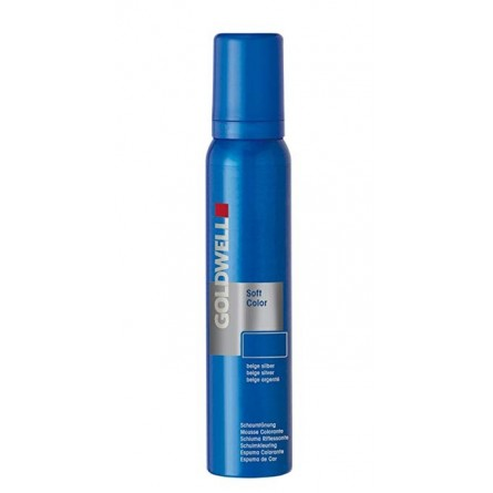 GOLDWELL - SOFT COLOR - SCHIUMA COLORANTE RAPIDA - 7KG Mid Copper Gold (125ml) Schiuma Colorante