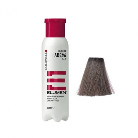 Goldwell Elumen - Bright - AB@6 (200ml) Tinta per capelli