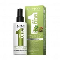 REVLON PROFESSIONAL - GREEN TEA SCENT - Trattamento per capelli al Tè Verde con 10 benefici