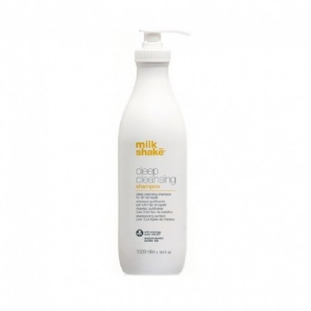 MILK SHAKE - Deep Cleansing Shampoo (1000ml) Shampoo purificante