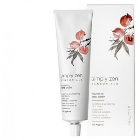 Z.ONE CONCEPT - SIMPLY ZEN SENSORIALS - NOURISHING HAND CREAM (100ml) Crema mani nutriente