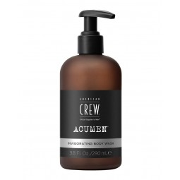 AMERICAN CREW - ACUMEN - INVIGORATING BODY WASH - Docciaschiuma