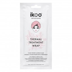 IKOO - INFUSIONS THERMAL TREATMENT COLOR COLOR PROTECT und REPAIR MASK (35g) Masken