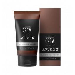 AMERICAN CREW - ACUMEN - CLAY EXFOLIATING CLEANSER - Gesichtsmaske