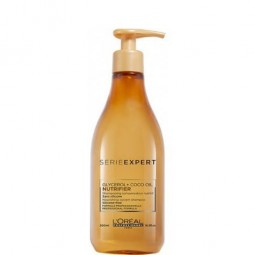 L'OREAL PROFESSIONNEL - EXPERT SERIES - NUTRIFIER - NUTRIENT FOR SECCHI HAIR (500ml) Shampoo