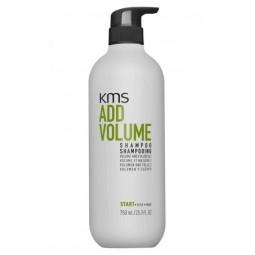KMS CALIFORNIA - ADDVOLUME (750ml) Shampoo volumizzante