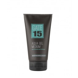 EMMEBI ITALIA - GATE 15 AQUA GEL MEDIUM - per look morbidi e naturali (150ml) Gel